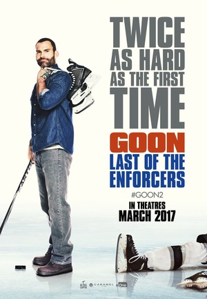 Goon: Last of the Enforcers (2017) DVD Release Date
