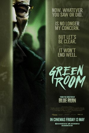 Green Room (2015) DVD Release Date