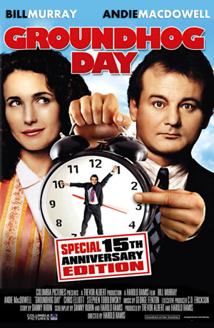 Groundhog Day (1993) DVD Release Date