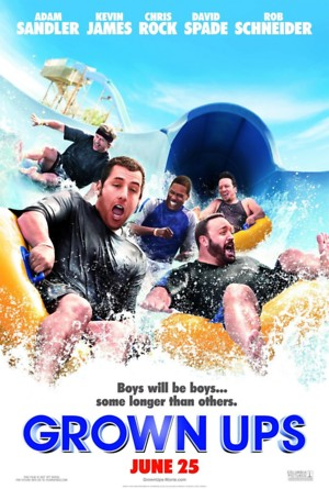 Grown Ups (2010) DVD Release Date