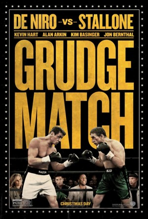 Grudge Match (2013) DVD Release Date