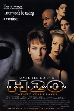 Halloween H20: 20 Years Later (1998) DVD Release Date