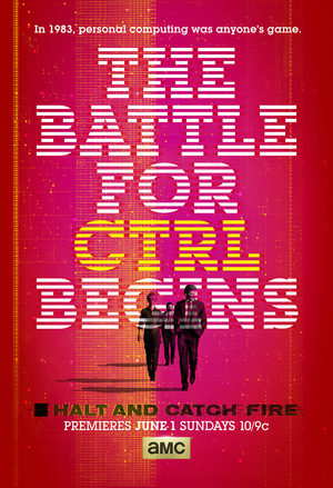 Halt and Catch Fire (TV Series 2014- ) DVD Release Date