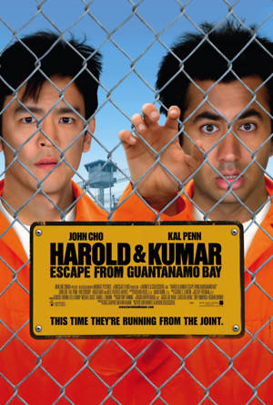 Harold & Kumar Escape from Guantanamo Bay (2008) DVD Release Date