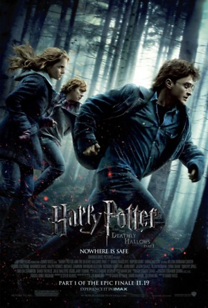 Harry Potter and the Deathly Hallows: Part 1 (2010) DVD Release Date
