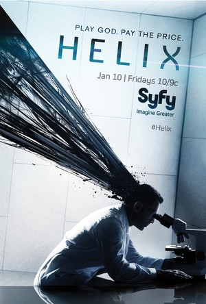 Helix (TV Series 2014- ) DVD Release Date