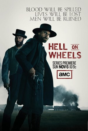 Hell on Wheels (TV Series 2011) DVD Release Date