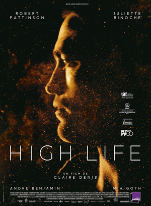 High Life (2018) DVD Release Date