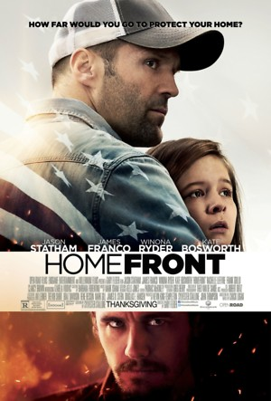 Homefront (2013) DVD Release Date