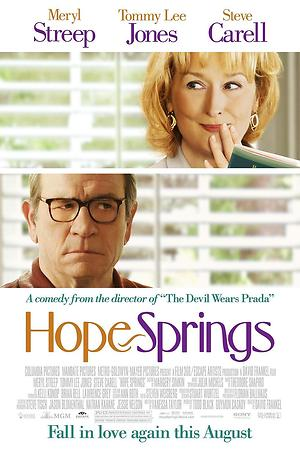 Hope Springs (2012) DVD Release Date