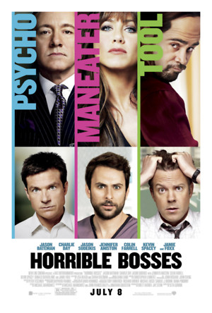 Horrible Bosses (2011) DVD Release Date