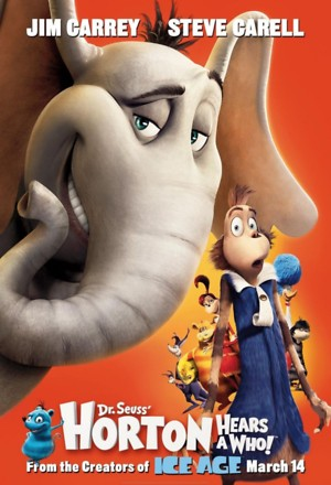 Horton Hears a Who! (2008) DVD Release Date