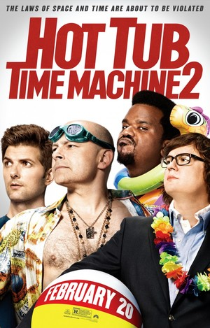 Hot Tub Time Machine 2 DVD Release Date