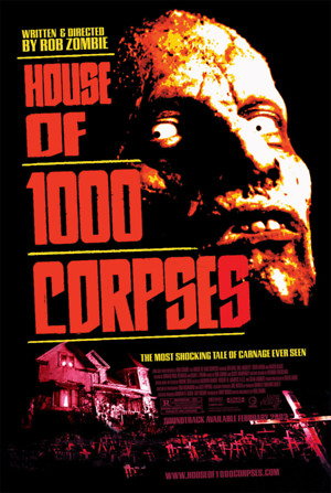House of 1000 Corpses (2003) DVD Release Date