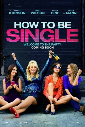 How to Be Single (2016) DVD Release Date