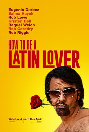 How to Be a Latin Lover (2017) DVD Release Date