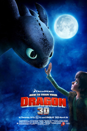 How to Train Your Dragon (2010) DVD Release Date