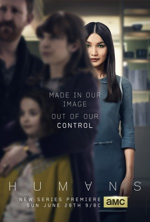 Humans (TV Series 2015- ) DVD Release Date