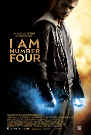 I Am Number Four (2011) DVD Release Date