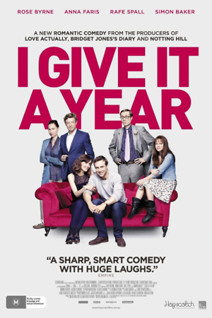 I Give It a Year (2013) DVD Release Date