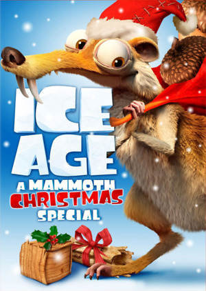 Ice Age: A Mammoth Christmas (2011 TV) DVD Release Date