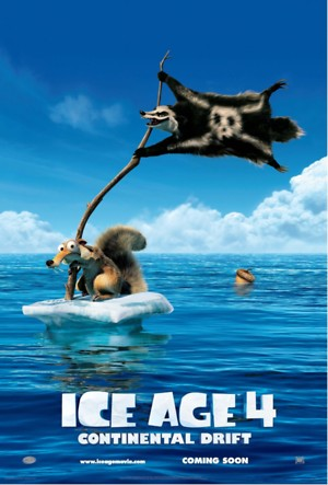 Ice Age: Continental Drift (2012) DVD Release Date