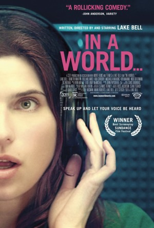 In a World... (2013) DVD Release Date