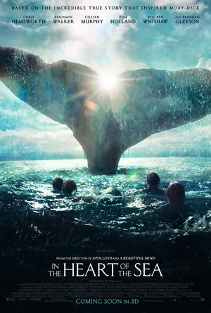 In the Heart of the Sea (2015) DVD Release Date