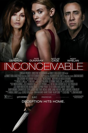 Inconceivable (2017) DVD Release Date
