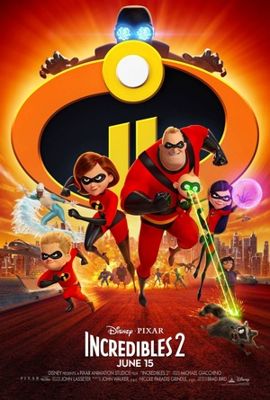 Incredibles 2 (2018) DVD Release Date