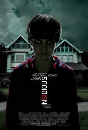 Insidious (2010) DVD Release Date