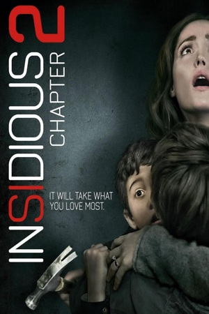 Insidious Chapter 2 (2013) DVD Release Date