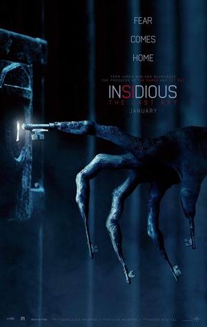 Insidious: The Last Key (2018) DVD Release Date