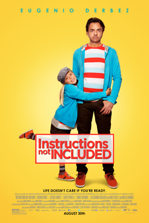 Instructions Not Included (2013) DVD Release Date