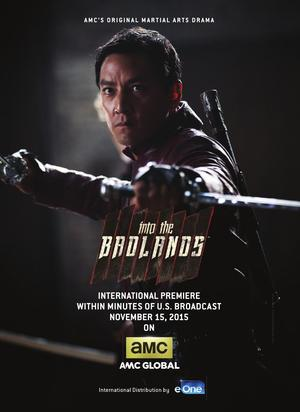 Into the Badlands (TV Series 2015- ) DVD Release Date