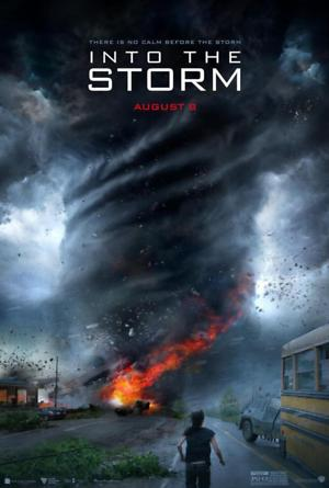 Into the Storm (2014) DVD Release Date
