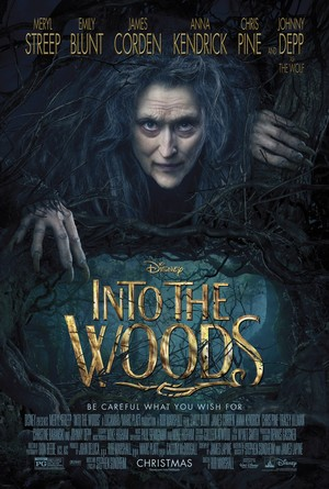 Into the Woods (2014) DVD Release Date