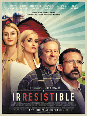 Irresistible (2020) DVD Release Date