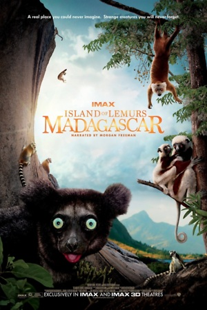 Island of Lemurs: Madagascar (2014) DVD Release Date