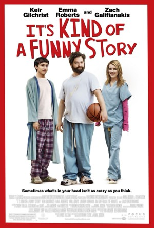 It's Kind of a Funny Story (2010) DVD Release Date