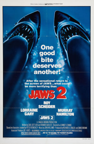 Jaws 2 (1978) DVD Release Date