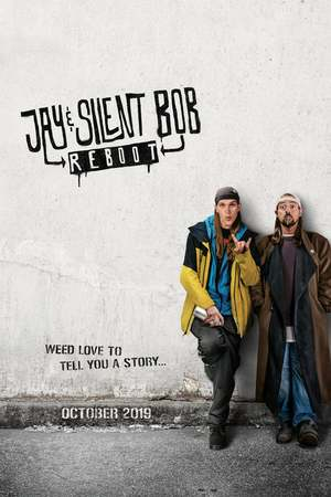 Jay and Silent Bob Reboot (2019) DVD Release Date