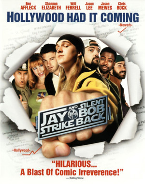 Jay and Silent Bob Strike Back (2001) DVD Release Date