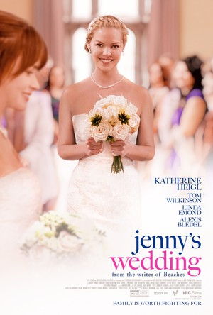 Jenny's Wedding (2015) DVD Release Date