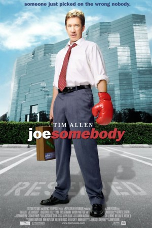 Joe Somebody (2001) DVD Release Date