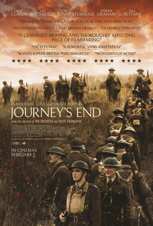 Journey's End (2017) DVD Release Date