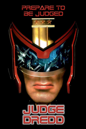 Judge Dredd (1995) DVD Release Date