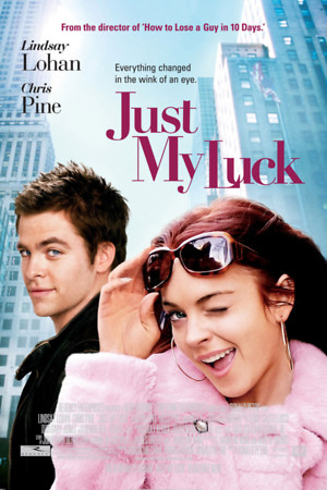 Just My Luck (2006) DVD Release Date