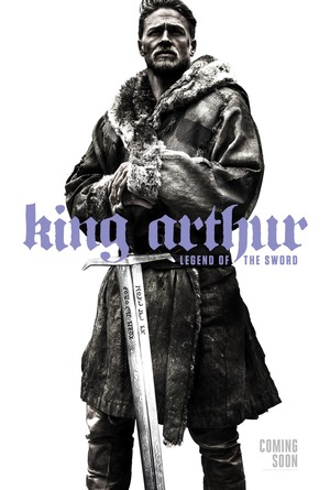 King Arthur: Legend of the Sword (2017) DVD Release Date
