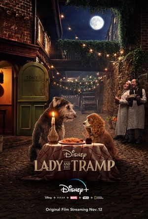 Lady and the Tramp (2019) DVD Release Date